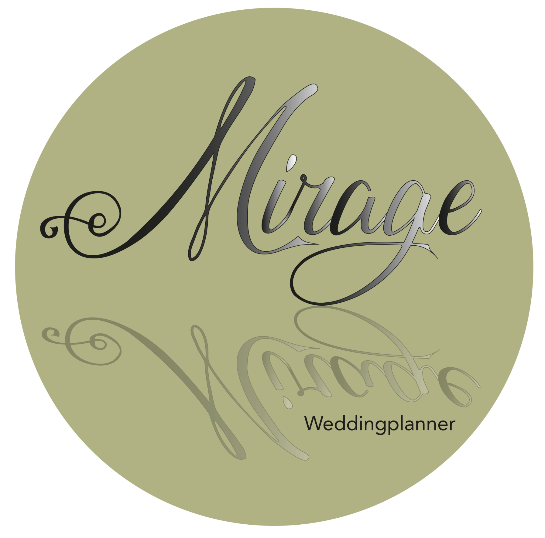 Mirage Weddingplanner logo